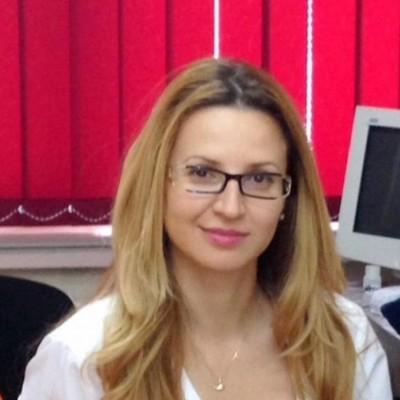Dr. Lina Velikova, MD, PhD